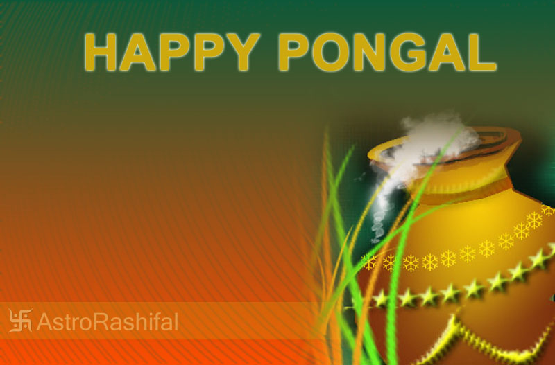 Tamil Festival Pongal Greetings for 2017