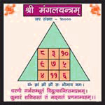Effect of Mangal Yantra for birth number nine (9) people